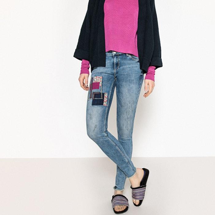 Jeans con patte a strappo  La Redoute Collections image 0