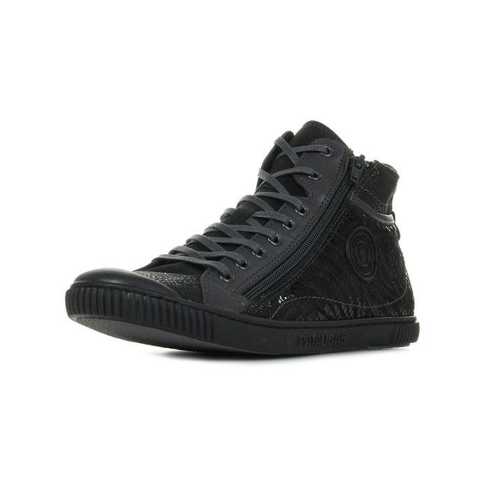 Baskets femme bono z f4c ardoise noir, gris Pataugas