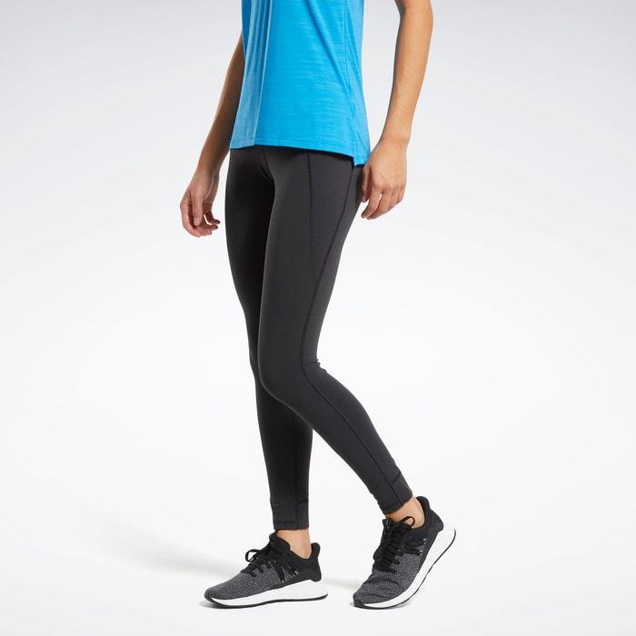 Legging Reebok Lux High Rise 2 0 Noir Reebok Sport La Redoute