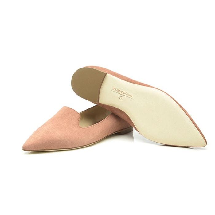 Loafer en velours rouille rost Shoepassion La Sortie Large Gamme De Mastercard Pas Cher En Ligne Magasin Vente En Ligne 1jSgUp