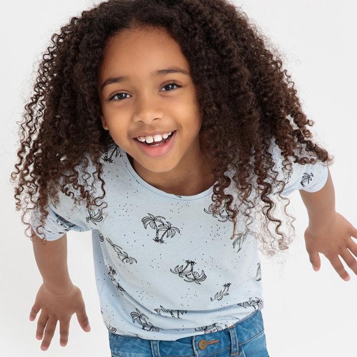 T-shirt fantasia con maniche lunghe, 3 - 12 anni T-shirt fantasia con maniche lunghe, 3 - 12 anni LA REDOUTE COLLECTIONS