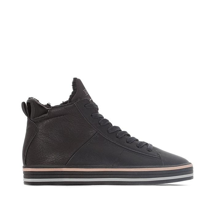 Baskets montantes sita noir Esprit