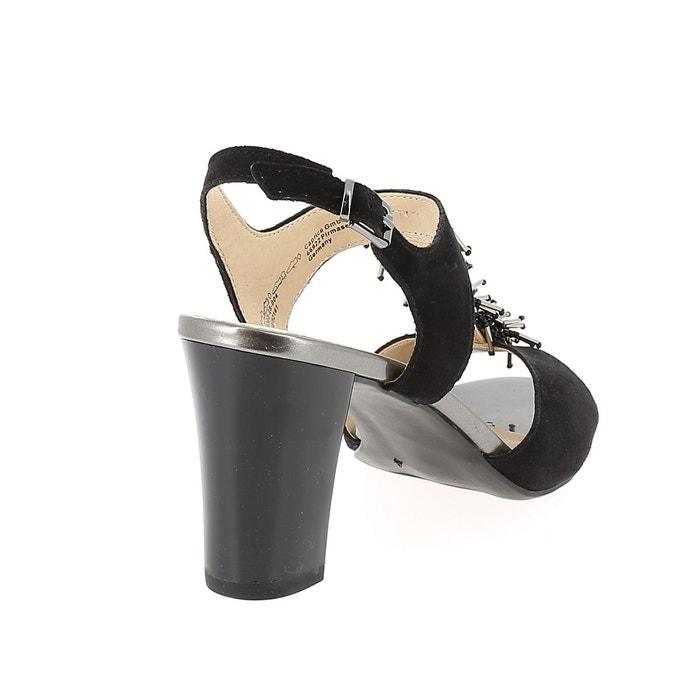 Sandales noir Caprice