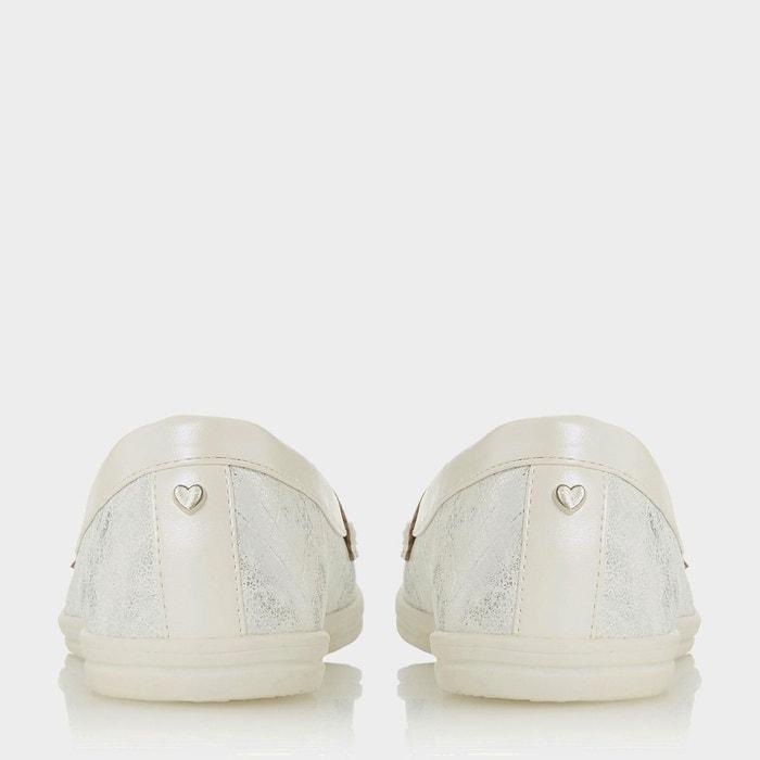 Mocassins à plateformes avec pampilles - gilder Head Over Heels By Dune