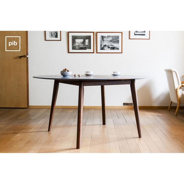 À Interieur Rallonge Bleu Redoute Cristina Table BrutLa Produit 8wnONyvm0