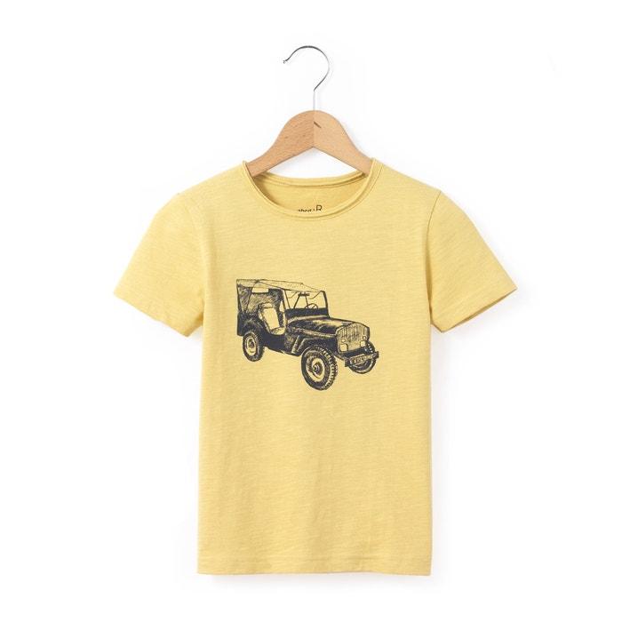 """Imagen de Camiseta motivo """"coche"""" 3-12 años abcd'R"""