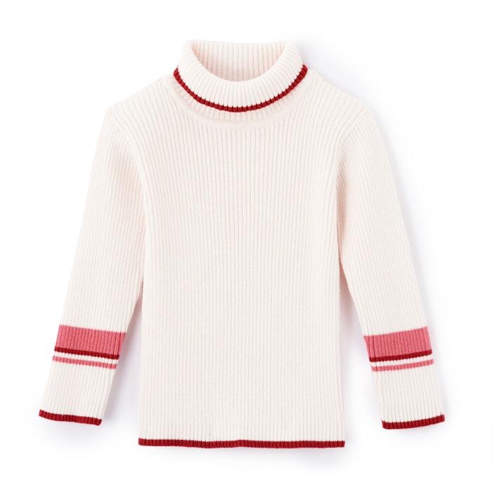 Pull maglia a coste 1 mese - 3 anni  La Redoute Collections image 0