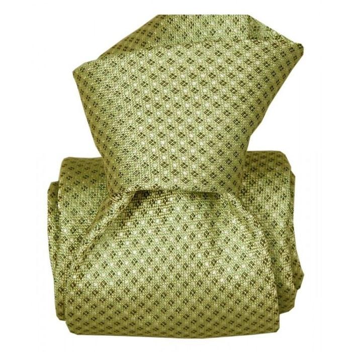 Cravate segni disegni luxe, faite main, apolin vert vert Segni Et Disegni   La Redoute