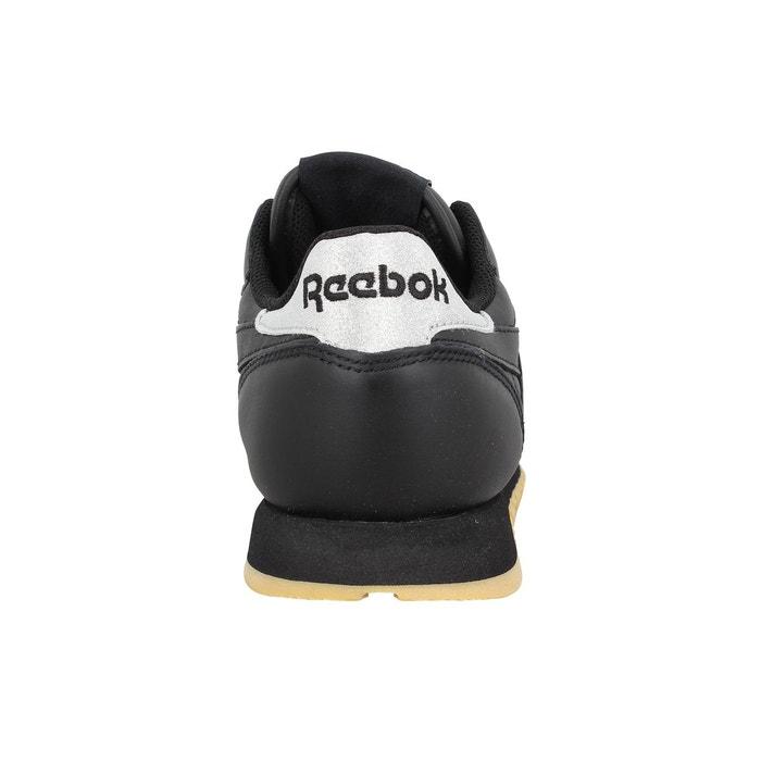 Basket reebok classic leather met diamond - bd4422 noir Reebok