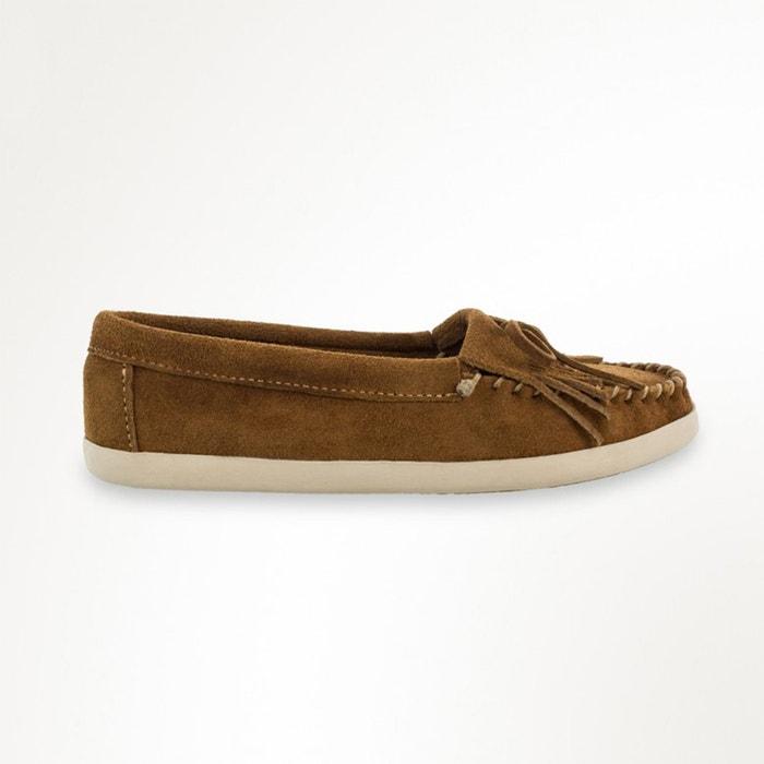 Leather Loafers  MINNETONKA image 0