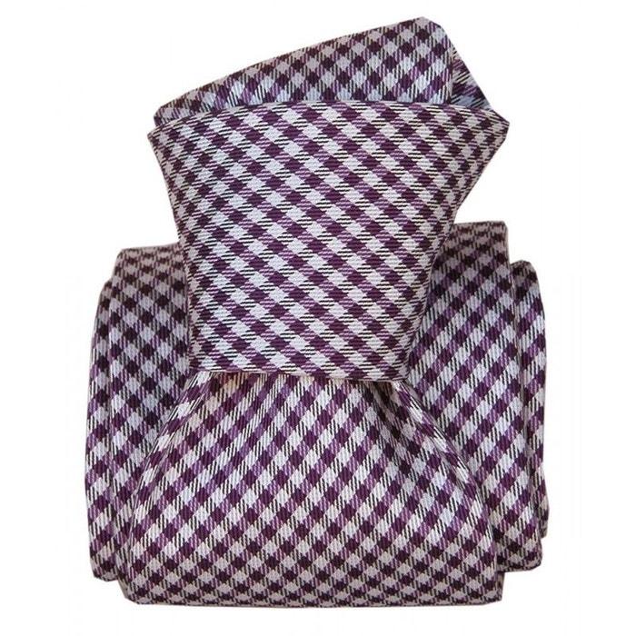 Cravate segni disegni luxe, faite main, madrid violet violet Segni Et Disegni | La Redoute