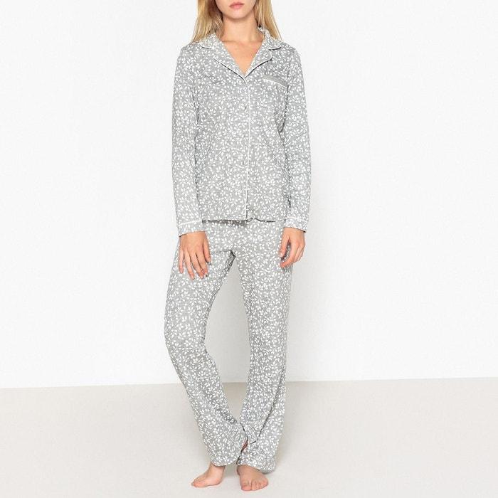 Pyjama chemise, imprimé fleuri  ANNE WEYBURN image 0