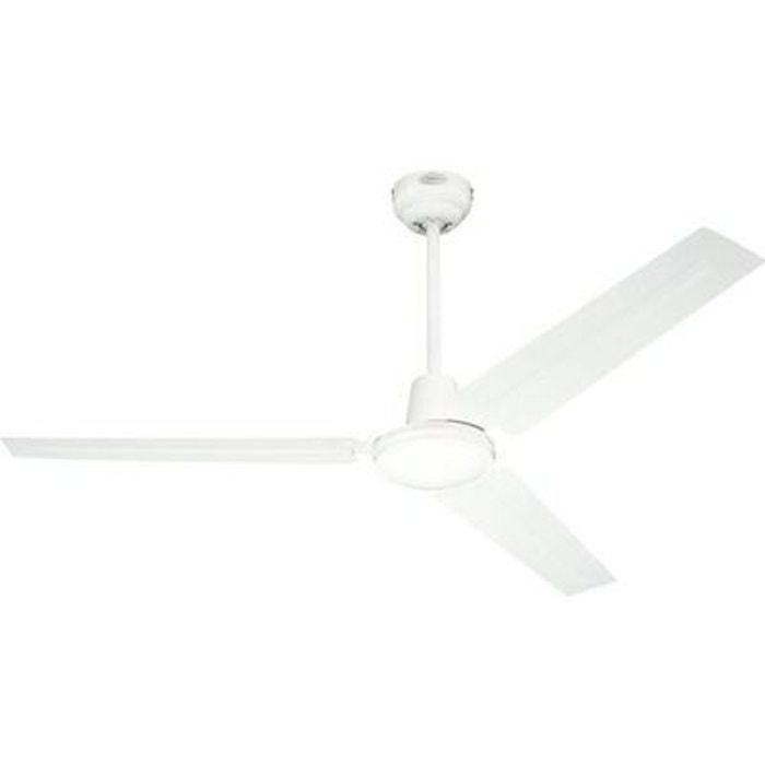 Ventilateur de plafond blanc industrial westinghouse - Ventilateur de plafond westinghouse ...