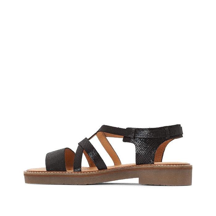 Sandales cuir euridice Kickers