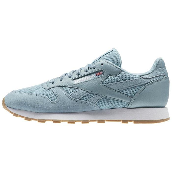Une chaussure pour homme classic bleu Reebok Classics ...