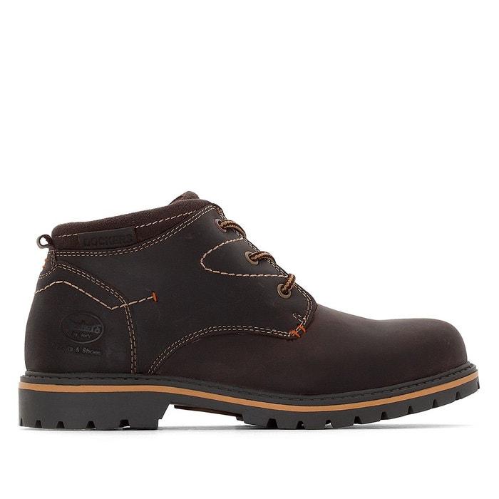 e0749a1d04d14 Boots 35-ca-013-400 chocolat Dockers By Gerli   La Redoute