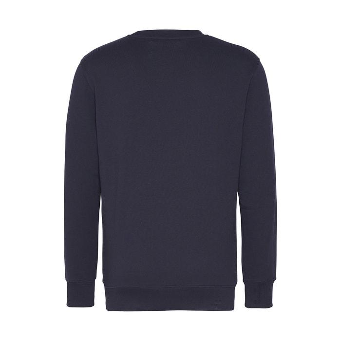 369273fd147601 Sweatshirt mit rundem Ausschnitt Institutional Logo - CALVIN KLEIN JEANS