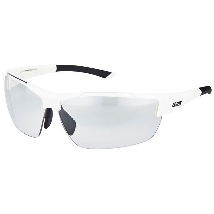 Sportstyle 612 vl - lunettes cyclisme - blanc blanc Uvex   La Redoute aae6aa1edb05
