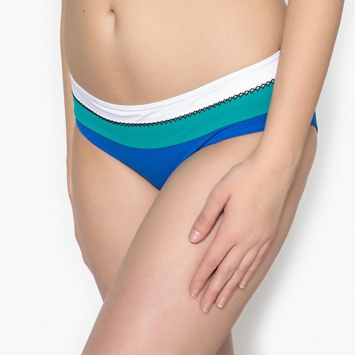 Bayadere Multi-Coloured Shorty Bikini Bottoms  MAISON LEJABY image 0