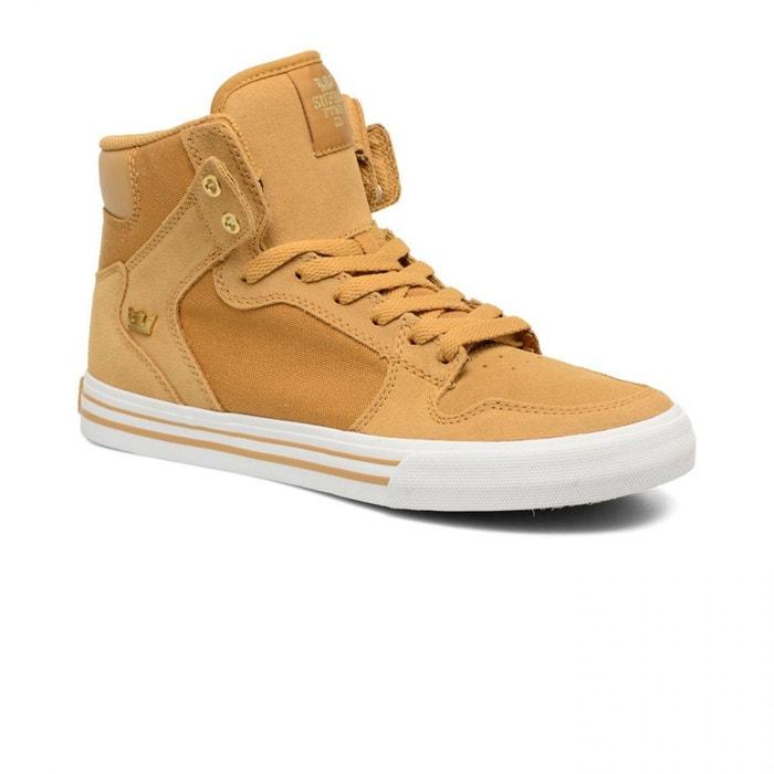 SUPRA - Chaussures Vaider Amber Gold/White | La Redoute