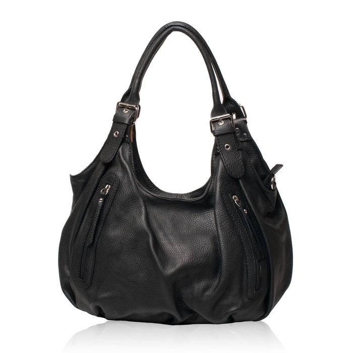 sac main cuir femme mod le st trop 39 oh my bag la redoute. Black Bedroom Furniture Sets. Home Design Ideas