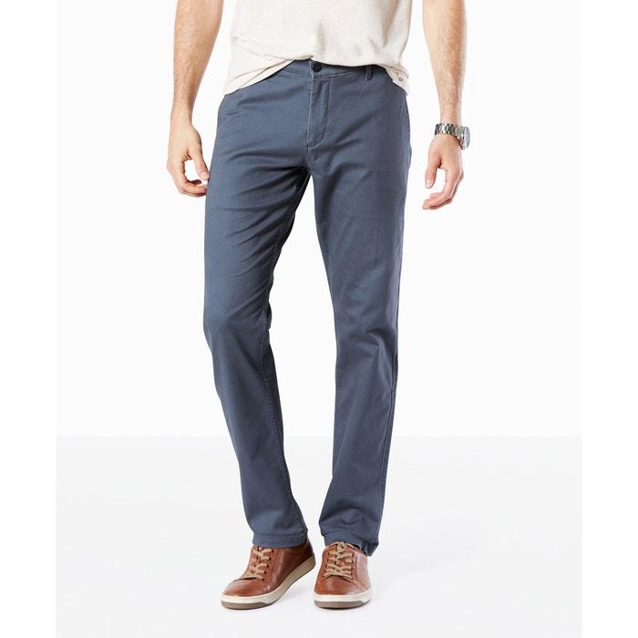 afbeelding Chino broek, slim model, Washed Khaki stretch DOCKERS
