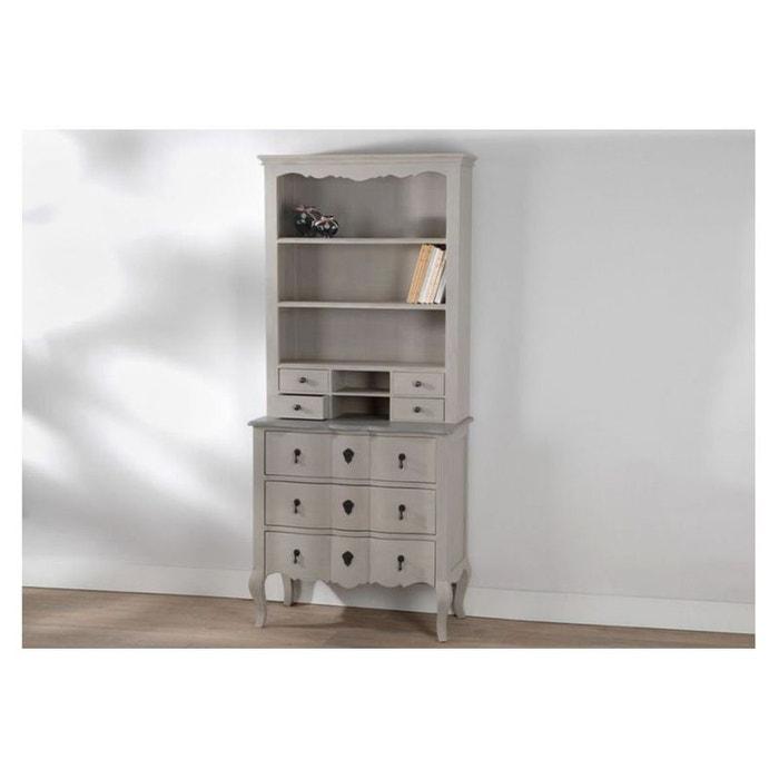 meuble gracieuse gris hellin depuis 1862 la redoute. Black Bedroom Furniture Sets. Home Design Ideas