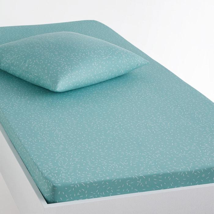 drap housse imprim enfant afanions la redoute interieurs la redoute. Black Bedroom Furniture Sets. Home Design Ideas