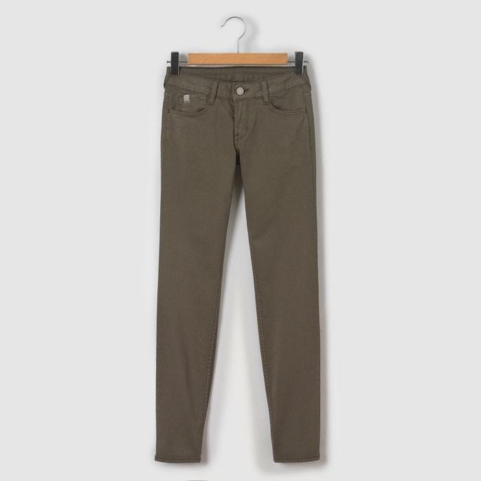 Jeans brut colorido 10 - 16 anos  LE TEMPS DES CERISES image 0