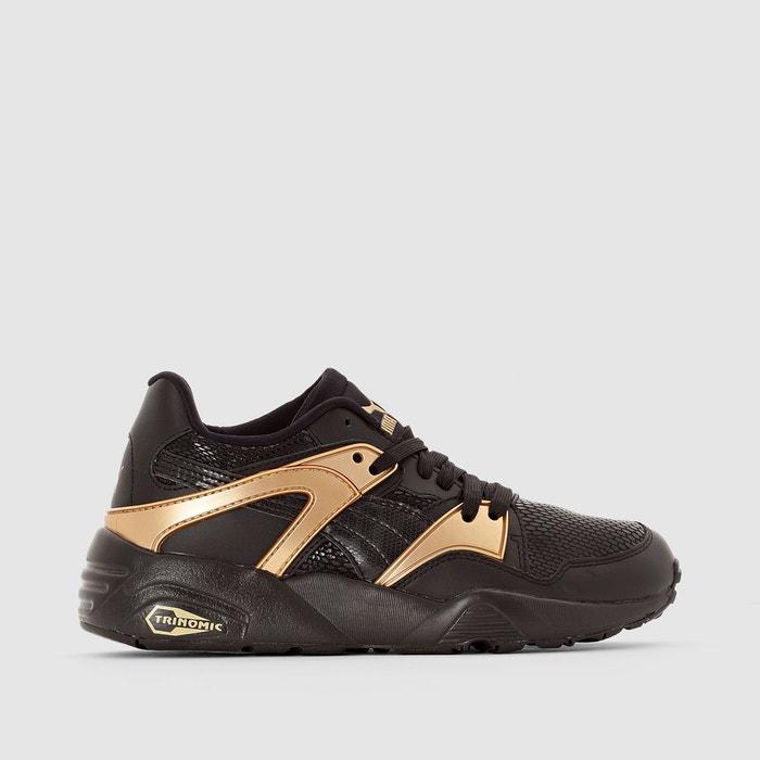 Baskets basses à lacets trinomic blaze gold wn's noir/or Puma Vente Pas Cher 100% Authentique di6hMpcf3