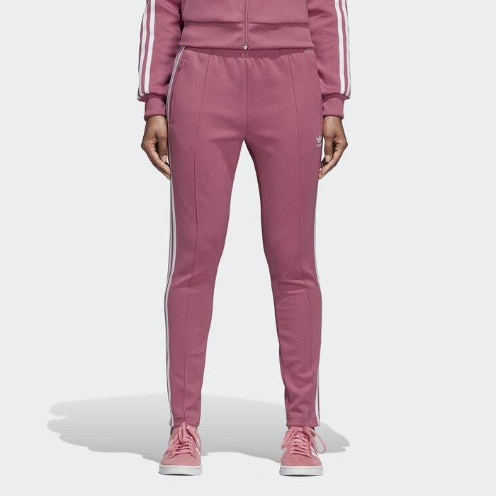 9d483f917b1cd Pantalon de survêtement sst rose Adidas Originals | La Redoute