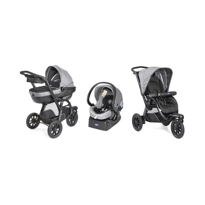 Carrinho de bebé Trio Activ3 top, dark grey  CHICCO image 0