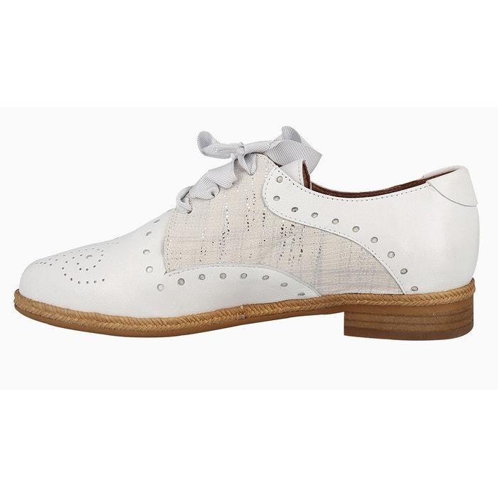 Chaussures à lacets rosemetal h0386c blanc Rosemetal