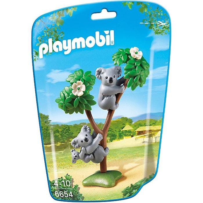 Famille de koalas pla6654 couleur unique playmobil la redoute - La redoute playmobil ...