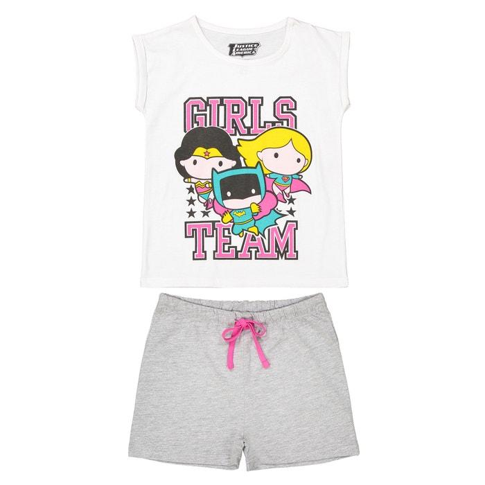 Short Pyjamas, 4-10 Years  DC COMICS image 0
