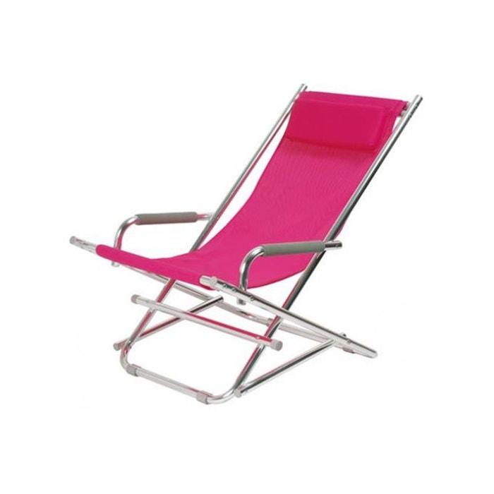 chaise longue la chaise longue rose ajania rose la chaise longue la redoute. Black Bedroom Furniture Sets. Home Design Ideas
