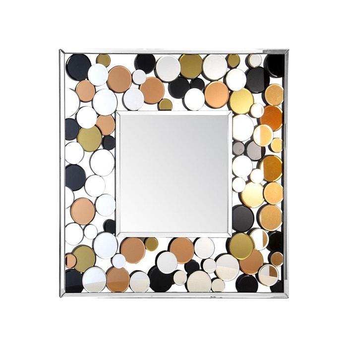 Miroir multi ronds color multicolore emde premium la for Miroir emde deco
