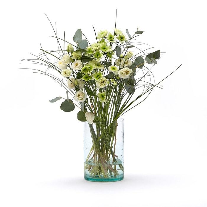 vase artisanal en verre souffl h22 cm gimani am pm la. Black Bedroom Furniture Sets. Home Design Ideas