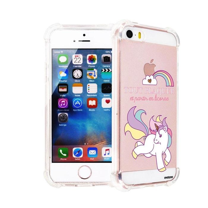 coque licorne iphone 5 se