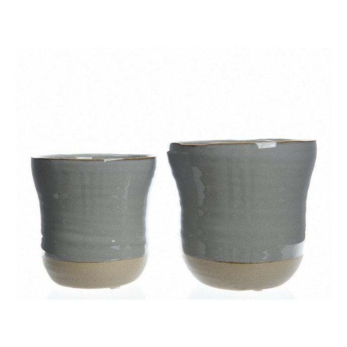 cache pot design int rieur bleu gris maison roussot la redoute. Black Bedroom Furniture Sets. Home Design Ideas