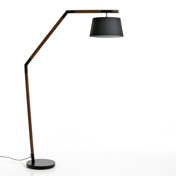Lámpara de pie Stefan, roble tinte nogal  AM.PM. image 0