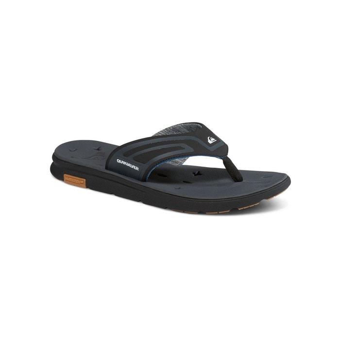 Sandales amphibian plus  black/black/grey Quiksilver  La Redoute