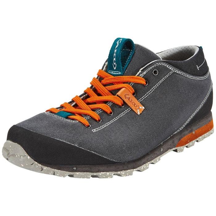 5e2c2ba8249 Bellamont air - chaussures homme - gris orange gris Aku