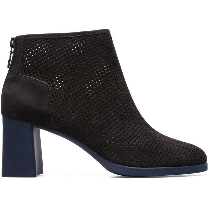 Kara k400271-001 bottines femme noir Camper