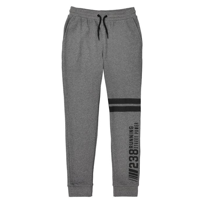 Pantaloni jogpants in felpa 10-16 anni  La Redoute Collections image 0