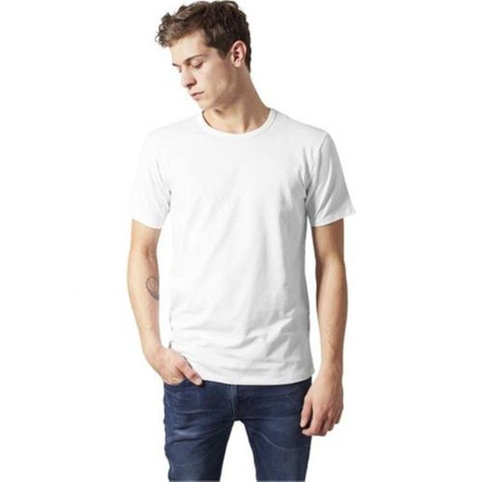 Tee-shirt Stretch Urban Classics Blanc