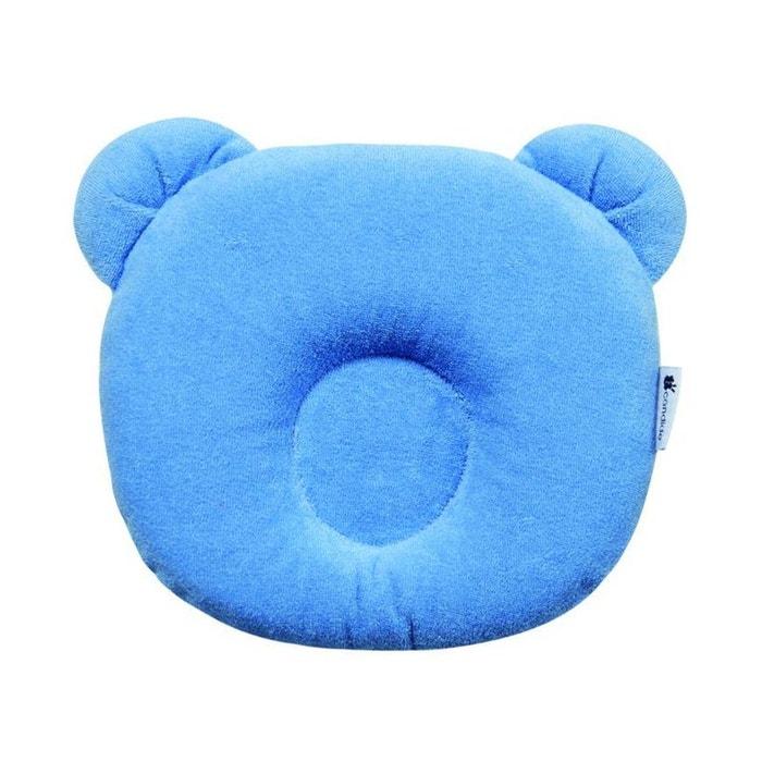 coussin cale t te b b p 39 tit panda bleu candide bleu candide la redoute. Black Bedroom Furniture Sets. Home Design Ideas