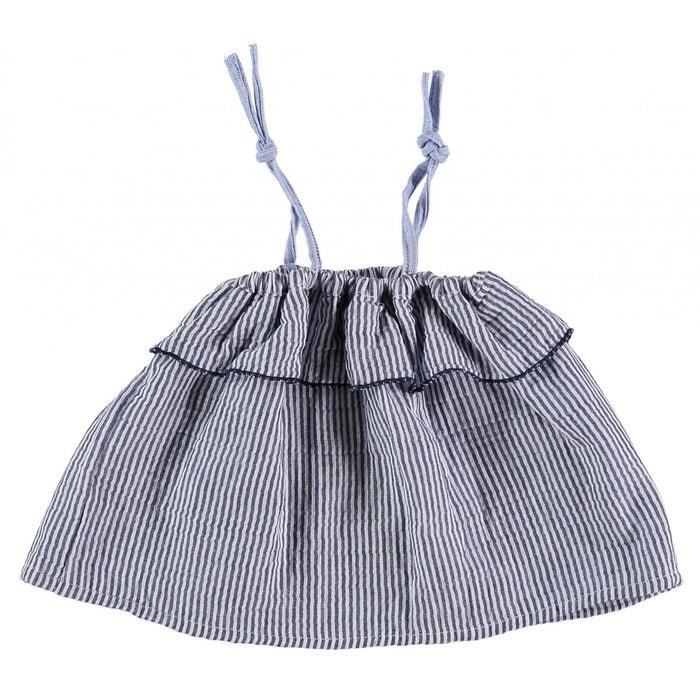 robe bain de soleil b b ray e bleu buho la redoute. Black Bedroom Furniture Sets. Home Design Ideas
