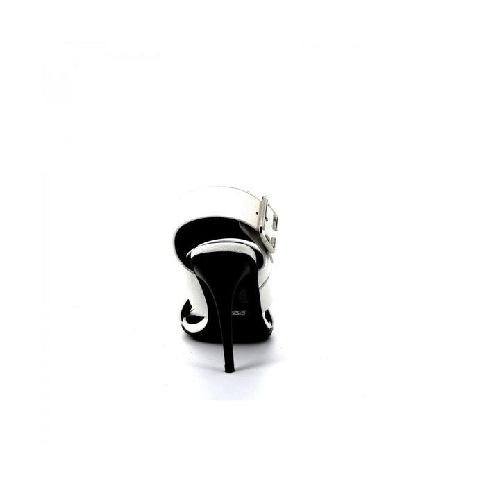 Sandales aiguille beltaine Cassis Cote Dazur