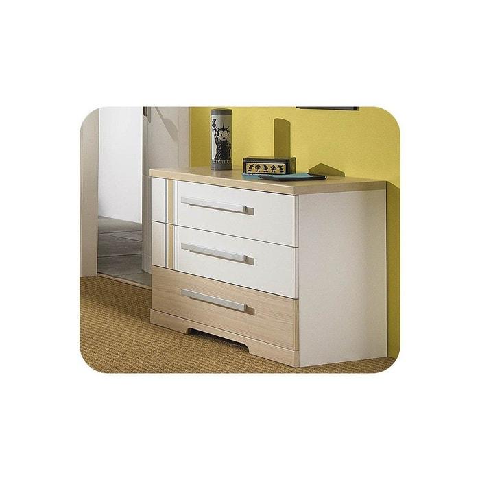 commode enfant bora blanc ma chambre d 39 enfant la redoute. Black Bedroom Furniture Sets. Home Design Ideas